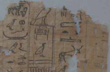 Discovery of 4th Dynasty papyri in Egypt