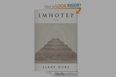 Book review: 'Imhotep' by Jerry Dubs