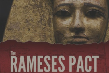 Press release: Sean Mee, 'The Rameses Pact'