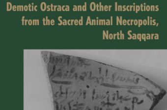 From the typesetter's perspective: JD Ray, 'Demotic Ostraca and Other Inscriptions from the Sacred Animal Necropolis, North Saqqara'