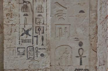 New tomb discovered at Saqqara