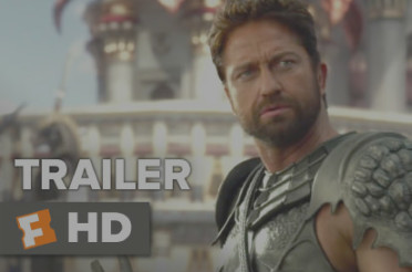 'Gods of Egypt' movie trailer released