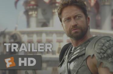 'Gods of Egypt' movie trailer released
