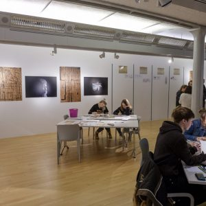 Book of the Dead as a Tate Exchange Workshop