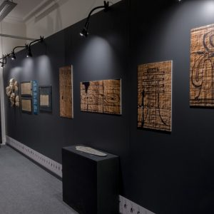 Book of the Dead exhibition at the Garstang Museum of Archaeology