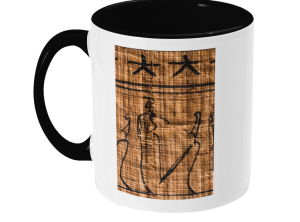 product image for the teachings of djehu-tea mug