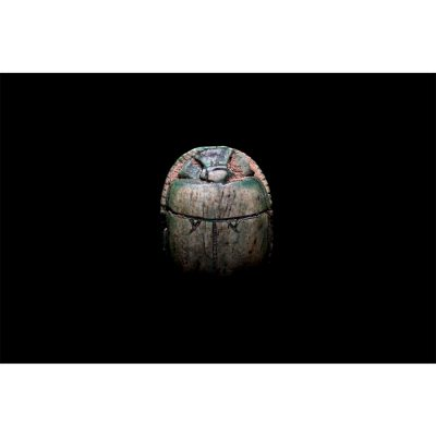 product image for the emerging dawn ancient egyptian scarab fine-art print