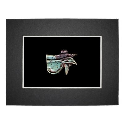 product image for the eye of horus fridge magnet