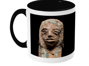 product image for the i need a brew ancient egyptian ceramic mug
