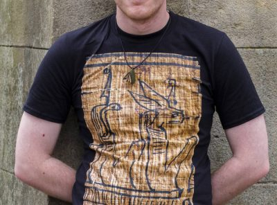 product image for the black underworld deities ancient egypt t-shirt