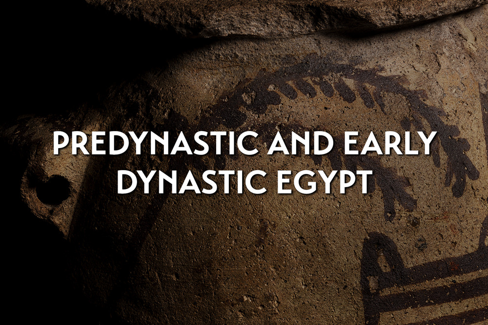 predynastic and early dynastic egypt