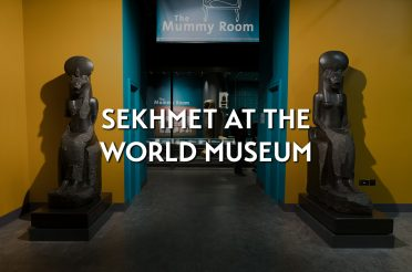 Sekhmet at the World Museum