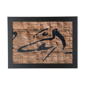 product image for the name of thoth a4 framed print