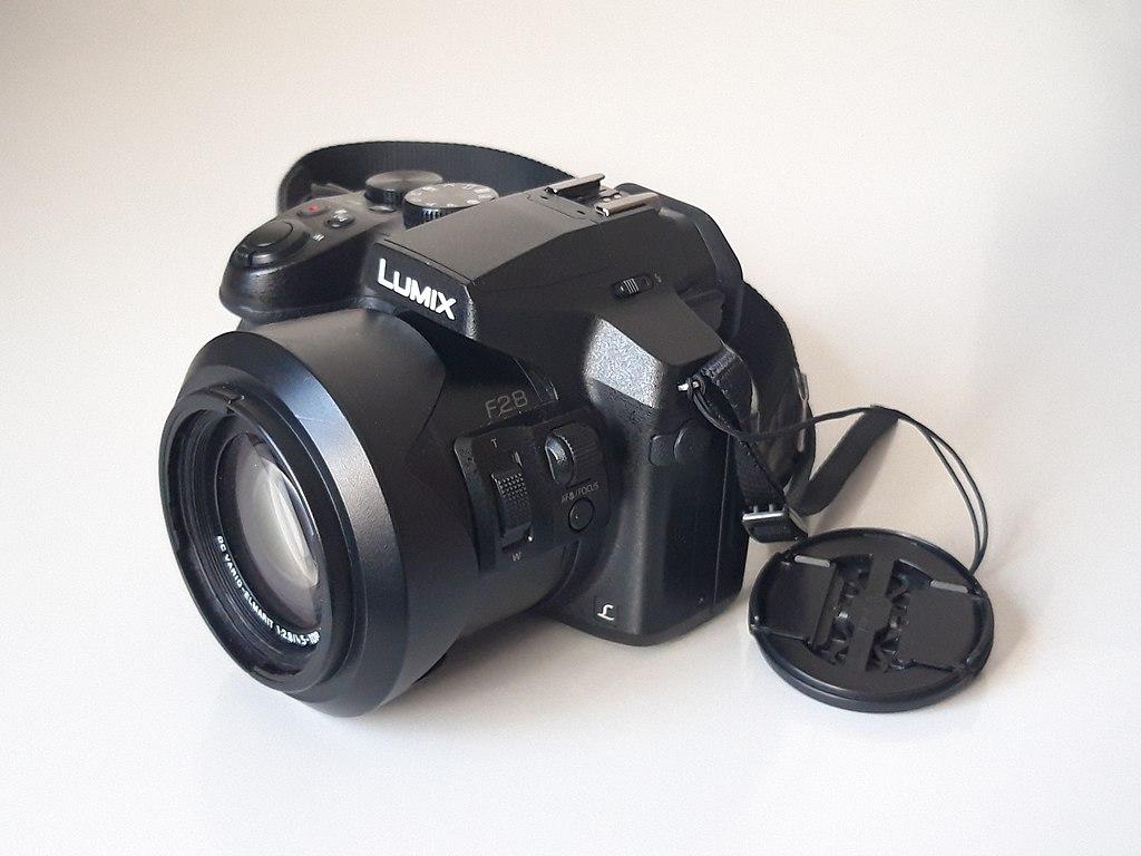 a panasonic bridge camera