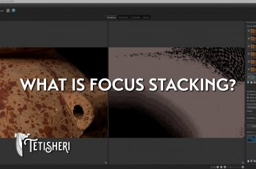 What is focus stacking?