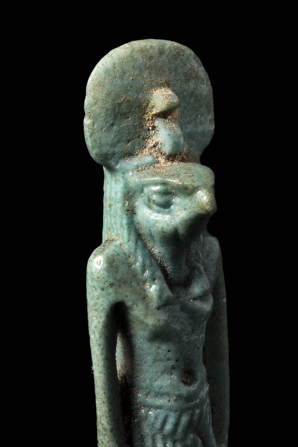 egyptian amulet of the god horus